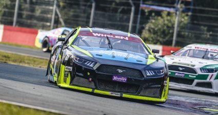 Doubek Takes Circuit Zolder Thriller