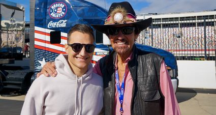 Alex Palou Gets His First Dose Of NASCAR