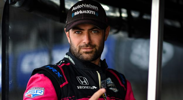 Jack Harvey is joining Rahal Letterman Lanigan Racing in 2022. (IndyCar Photo)