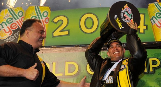 Tony Schumacher will return for a full season effort in the NHRA Camping World Drag Racing Series in 2022.