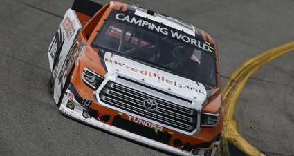 McAnally-Hilgemann Racing Switching To Chevrolet