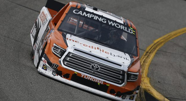 McAnally-Hilgemann Racing will switch from Toyota to Chevrolet in 2022. (HHP/Chris Owens Photo)