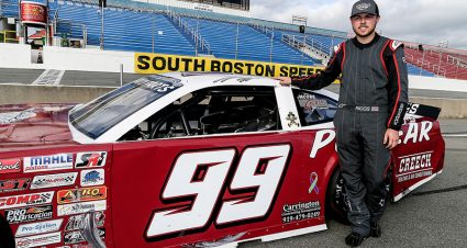 Riggs Focused On Winning During CARS Tour Finale