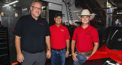 Torrence Racing Aligns With Toyota