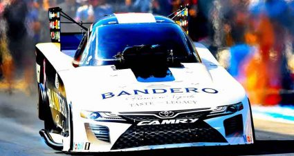 DeJoria Completes Comeback In Thunder Valley