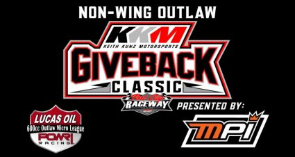 Chili Bowl Ride On The Line During KKM Giveback Classic