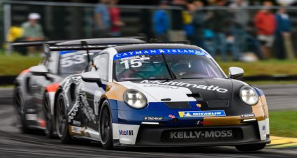 Porsche Carrera Cup Heads To Long Beach