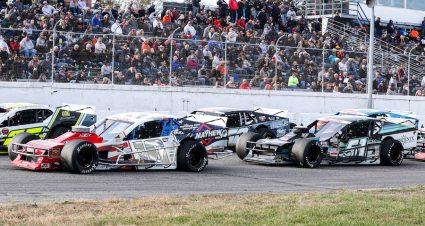 NASCAR Mod Tour Returns To Thompson