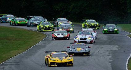 Manufacturers Approve Of GT3 Spec Cars For GT Classes