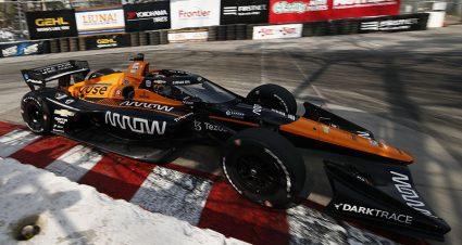 Hülkenberg To Test Indy Car With Arrow McLaren SP
