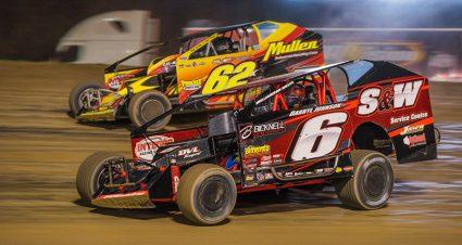 Five Hoosier Tire Weekly Champions Crowned