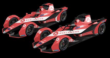 Avalanche Named Andretti Formula E Title Sponsor