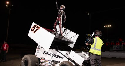 Kofoid Poised For Trophy Cup Title