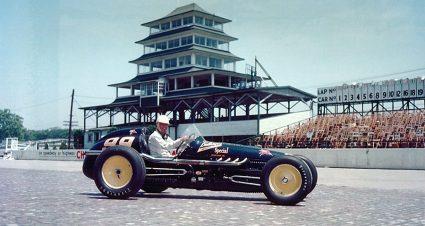 HEDGER: 1951 Indy 500 Winner Lee Wallard