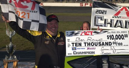 Rowe Claims Win, ACT Title In Thrilling Finish