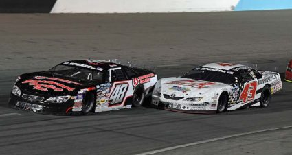 Peltier DQed, Thorn Wins At Kern Co.