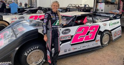 Ahnna Parkhurst Stepping Away From Racing