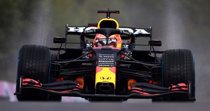 Red Bull Is Back On Track