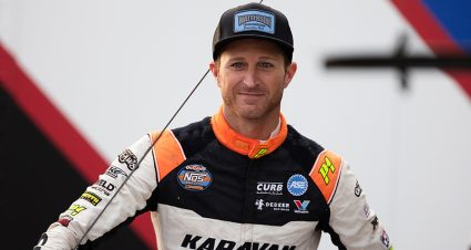 Kahne's Unexpected Season Drawing Home To Charlotte