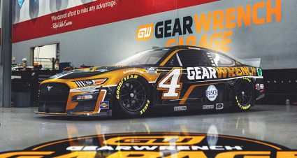 Stewart-Haas Racing Adds Support From GEARWRENCH