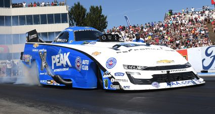 WADE: NHRA's Business Is The Fans' Business
