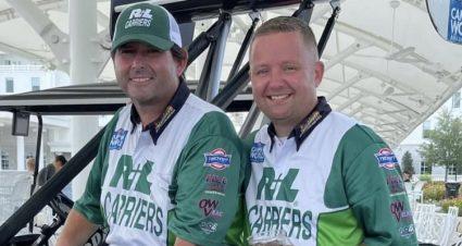 Ron Douglas Made Partner In Josh Hart Racing